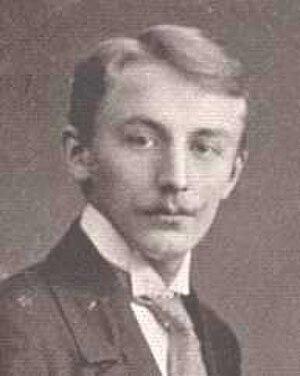 Martin Hoop - Martin Hoop ca. 1910