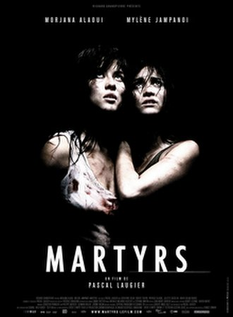 Martyrs (2008 film) - Theatrical release poster