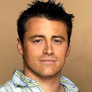 Joey Tribbiani - Image: Matt Le Blanc as Joey Tribbiani