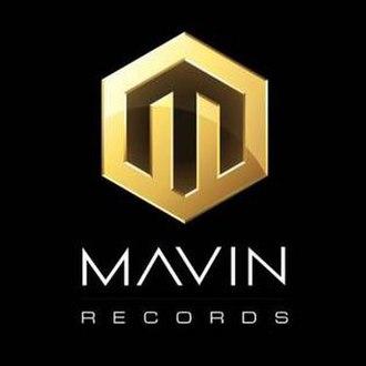 Mavin Records - Image: Mavin Records logo