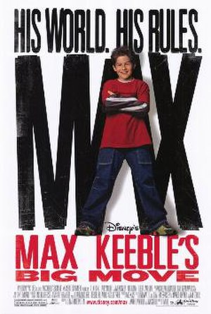 Max Keeble's Big Move - Theatrical release poster