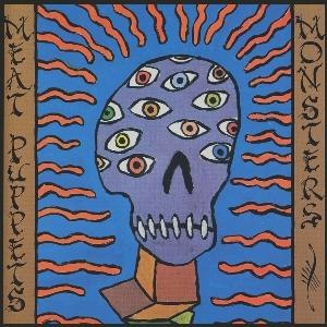 Monsters (Meat Puppets album) - Image: Meat Puppets Monsters