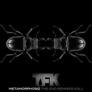 <i>Metamorphosiz: The End Remixes Vol. 1</i> 2012 remix album by Thousand Foot Krutch
