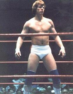 Mike Von Erich American professional wrestler