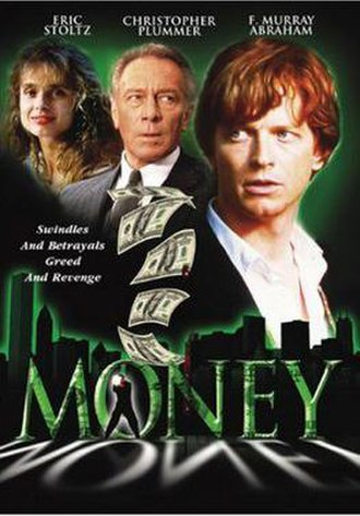 Money (1991 film) - DVD Cover