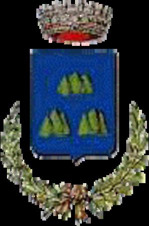 Montescudaio - Image: Montescudaio Stemma