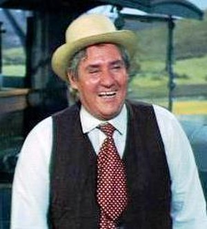 "Pat Buttram - as ""Mr. Haney"" on Green Acres"
