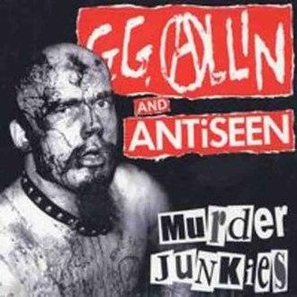 Murder Junkies - Image: Murder Junkies