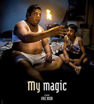 My Magic - Theatrical release poster.