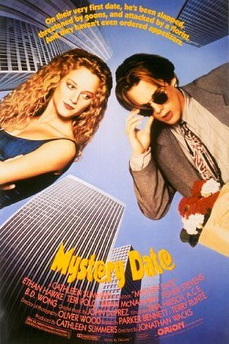 Mystery Date - Theatrical release poster