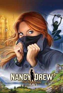 Nancy Drew - La Silent Spy Cover Art.jpg