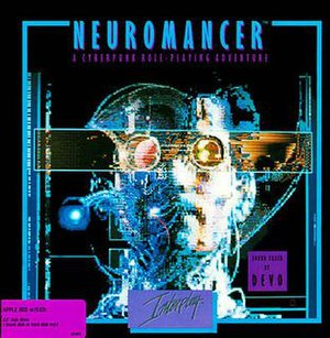 Neuromancer (video game) - Neuromancer