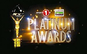 Newsfirst Platinum Awards - Official title