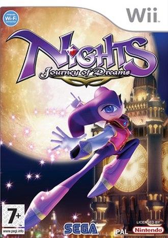 Nights: Journey of Dreams - Image: Ni GHTS