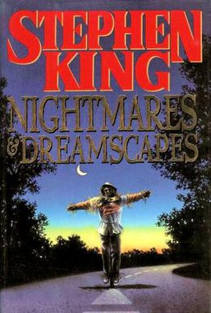Nightmares & Dreamscapes - First edition cover