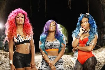Picture of a band or musician: Omg Girlz