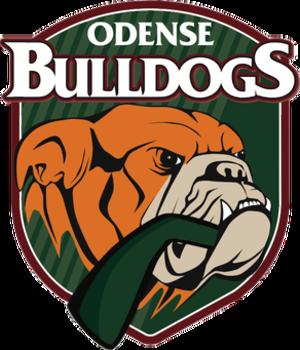 Odense Bulldogs - Image: Odense Bulldogs new logo