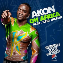 OH AFRICA By Akon