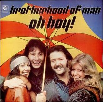 Oh Boy! (album) - Image: Oh Boy Brotherhood Of Man