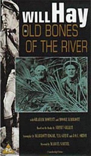 Old Bones of the River - Image: Old bones river