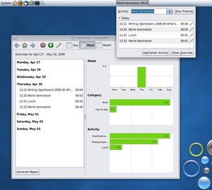 Java Desktop System - OpenSolaris 2009.6 Desktop (Discontinued)