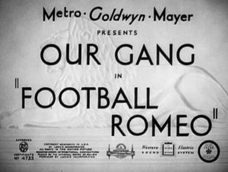 <i>Football Romeo</i>