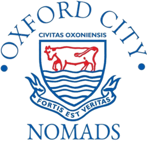 Oxford City Nomads F.C. - Image: Oxford City Nomads F.C. logo
