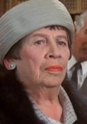 Pat Nye - Pat Nye in The Mirror Crack'd (1980)