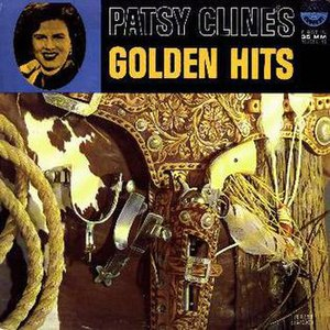 Patsy Cline's Golden Hits - Image: Patsy Cline Golden Hits