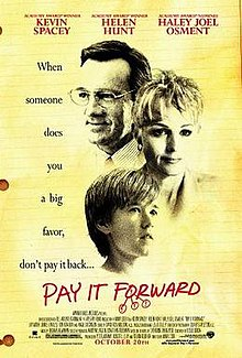 pay it forward movie summary