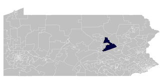 Pennsylvania House of Representatives, District 107