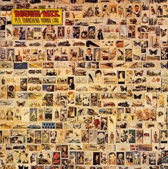 Rough Mix - Image: Pete Townshend Ronnie Lane Rough Mix