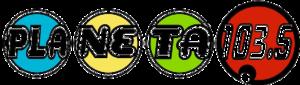 XHEM-FM - Planeta logo (until 2015)