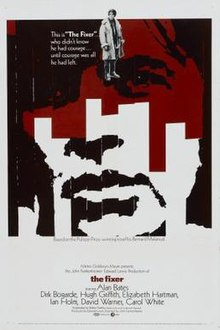 Poster of The Fixer (film).jpg