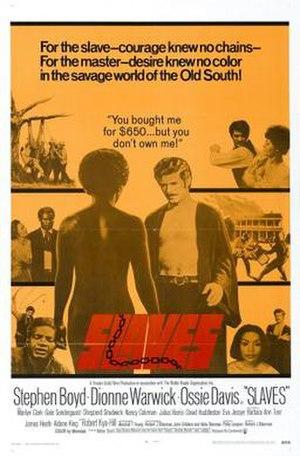 Slaves (film) - Film poster