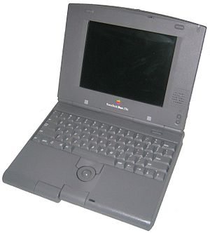 Subnotebook - An Apple PowerBook Duo 270c