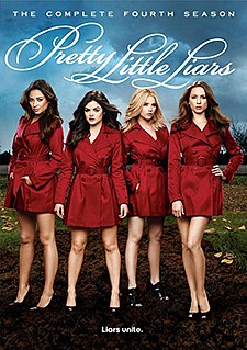 <i>Pretty Little Liars</i> (season 4)