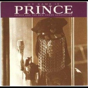 My Name Is Prince - Image: Prince My Name