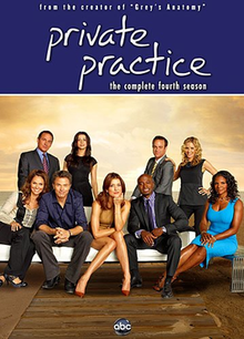 Private Practice (season 4) - Wikipedia
