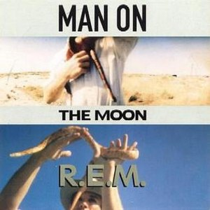 Man on the Moon (song) - Image: R.E.M. Man on the Moon