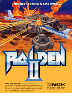 Raiden II - Wikipedia