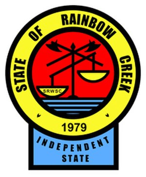 Independent State of Rainbow Creek - Image: Rainbow Creek 02