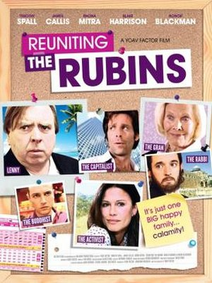 Reuniting the Rubins - Image: Re Uniting the Rubins Film Poster