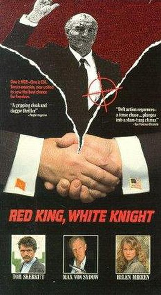 Red King, White Knight - Image: Red King, White Knight