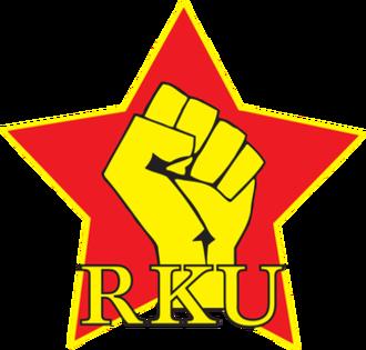 Revolutionary Communist Youth (Sweden) - Image: Revolutionary Communist Youth
