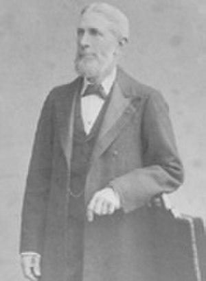 Sir Richard Cooper, 1st Baronet - Sir Richard Powell Cooper 1st Baronet