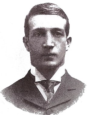1889 College Football All-America Team - Image: Roscoe Channing