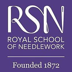 Ethel kibblewhite wikivisually royal school of needlework image royal school of needlework logo fandeluxe Images