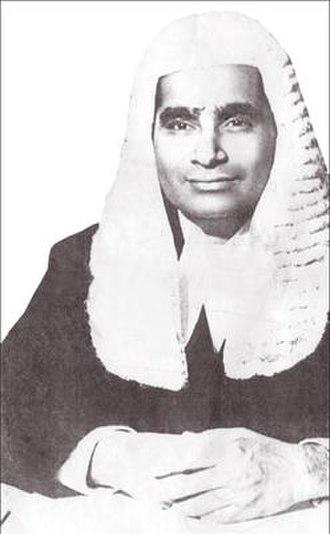 S. Nadesan - Image: S. Nadesan