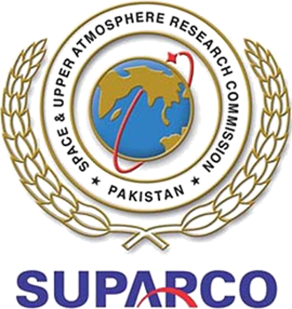 Space and Upper Atmosphere Research Commission - SUPARCO logo